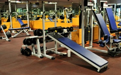 Injuries at health clubs, fitness clubs and gyms